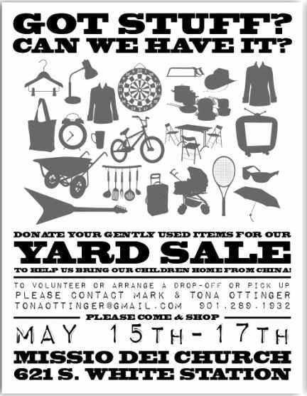 Community Yard Sale Sign Template Unique 25 Best Ideas About Munity Garage Sale On Pinterest