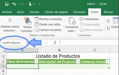 Como Hacer Inventario En Excel Awesome O Crear Un Control De Inventario En Excel En 5
