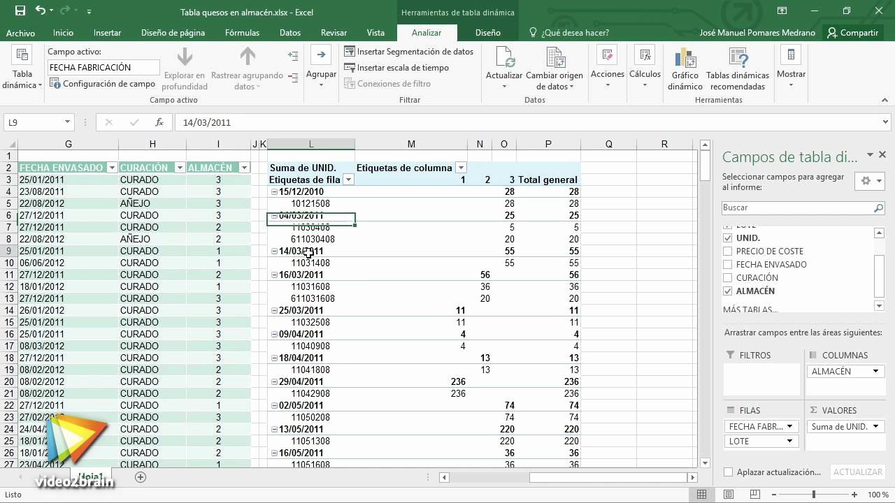 Como Hacer Inventario En Excel Fresh Tabla Inventario En Excel Tutorial 25 Aplicaciones De Las