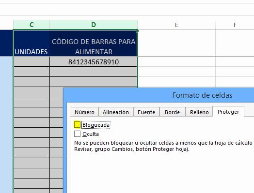 Como Hacer Inventario En Excel Inspirational O Hacer Codigo De Barras En Excel