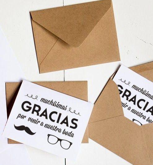 Como Hacer Tarjetas De Agradecimiento Awesome Tarjetas De Agradecimiento Ejemplos Perfectos Para Tu Boda