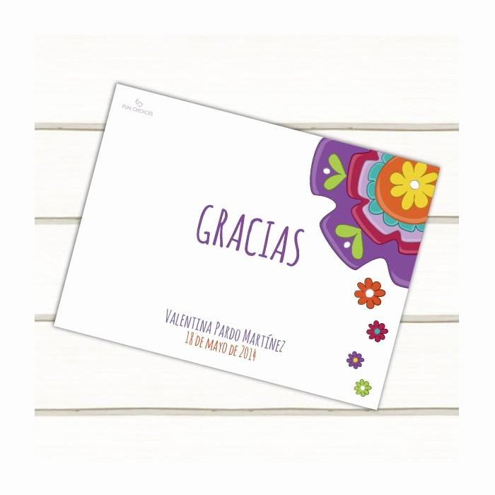 Como Hacer Tarjetas De Agradecimiento Unique Tarjetas De Agradecimiento Para Primera Unión Flor