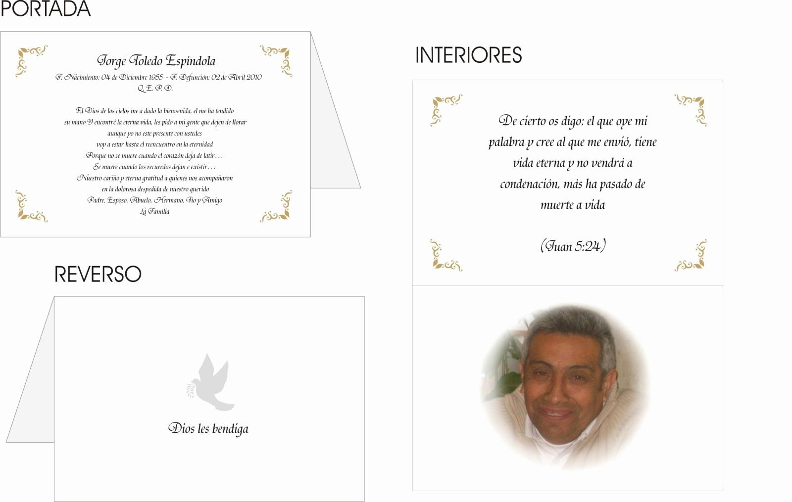 Como Hacer Tarjetitas De Agradecimiento Inspirational Tarjetas Funebres Para Imprimir Imagui