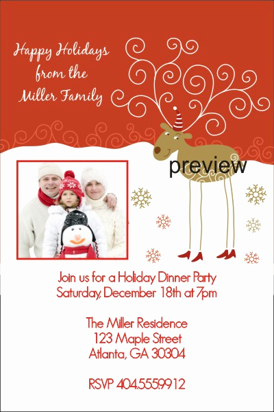 Company Christmas Party Invite Template New Pany Christmas Party Invitation Wording