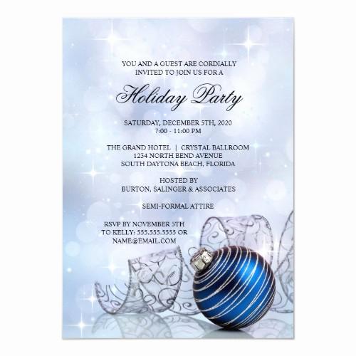 Company Holiday Party Invitation Template Inspirational top 50 Fice Holiday Party Invitations 2015