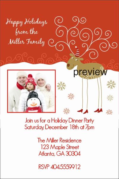 Company Holiday Party Invitation Template Lovely Pany Christmas Party Invitation Wording