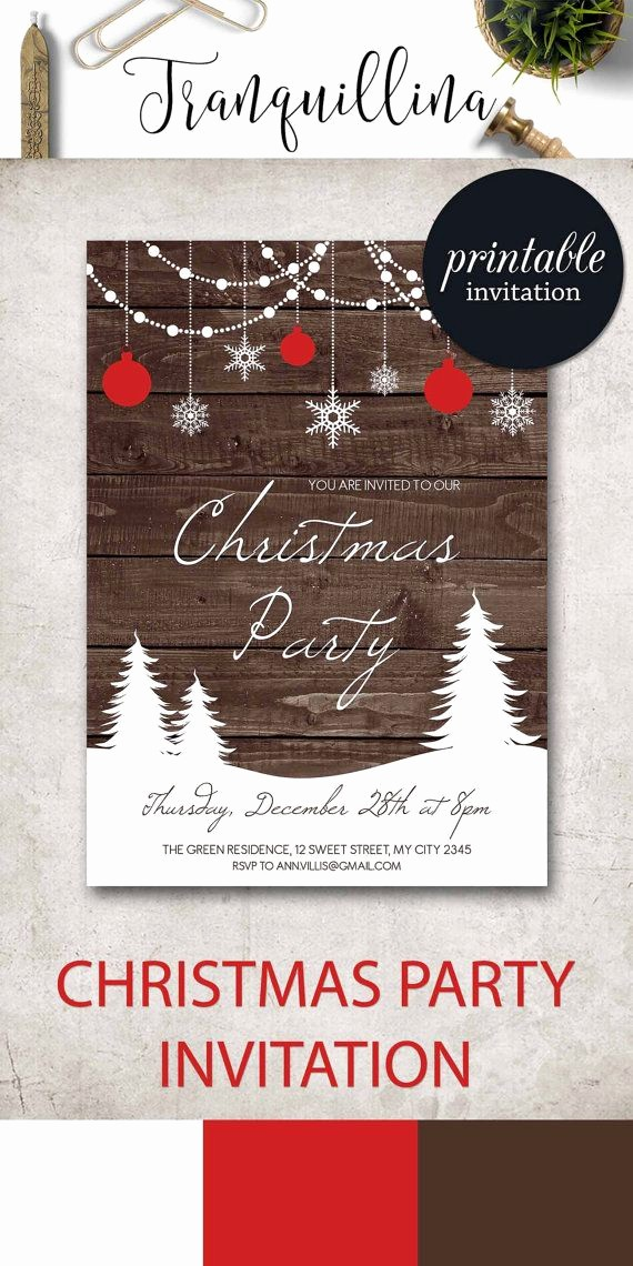 Company Holiday Party Invitation Template Unique 25 Best Ideas About Pany Christmas Cards On Pinterest