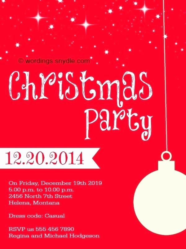 Company Holiday Party Invitation Template Unique Pany Christmas Party Invitation Template – Meetwithlisa