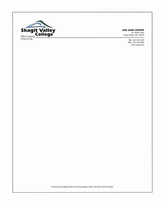 Company Letterhead Template Word 2007 Beautiful Letter Head format