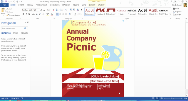 Company Picnic Flyer Template Free Beautiful 4 Best Of Family Picnic Flyer Templates Pany