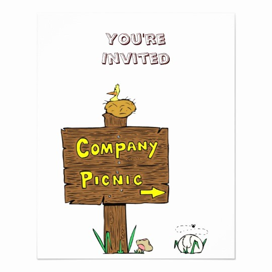 Company Picnic Flyer Template Free Beautiful Flyer Corporate Pany Picnic