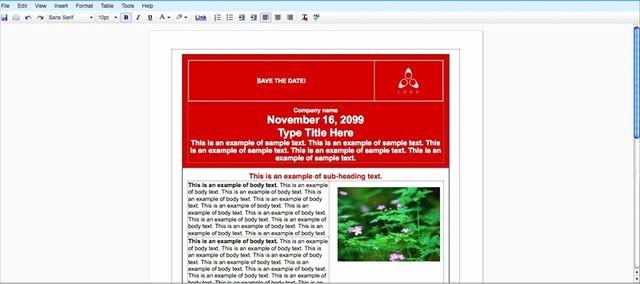 Concert Program Template Google Docs Elegant How to Create An event Flyer with Google Docs