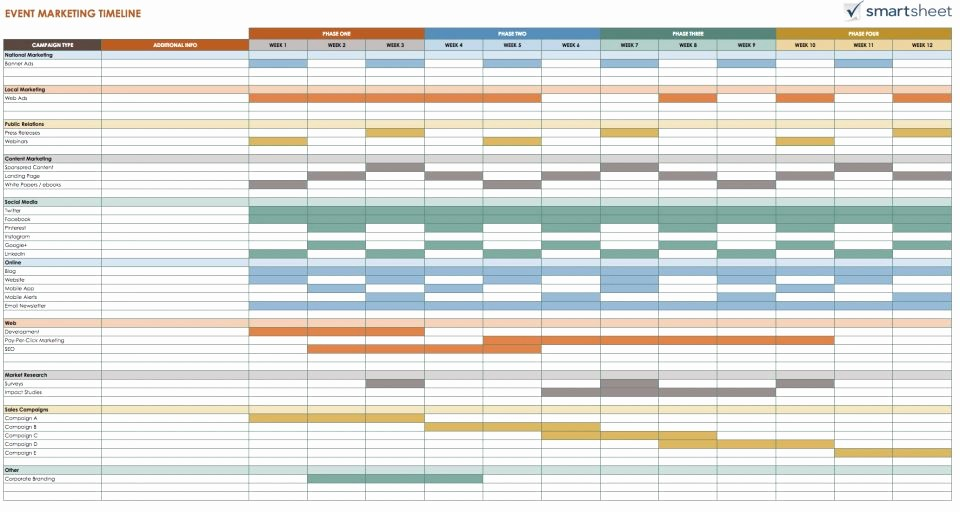 Concert Program Template Google Docs Inspirational Google Docs Templates Timeline Templates Smartsheet