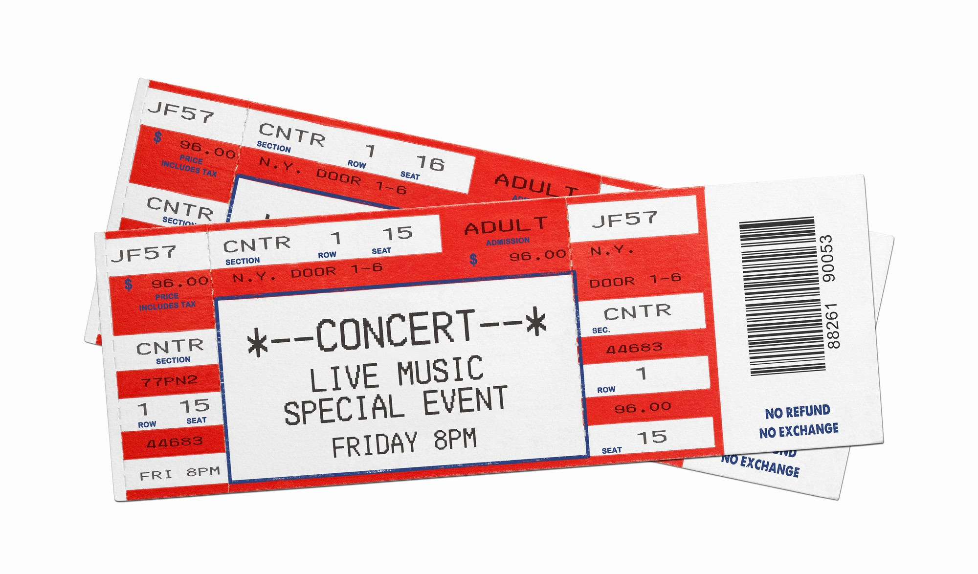 Concert Tickets Template Free Download Best Of A Guide to the Best Way to Buy Concert Tickets Hosbeg