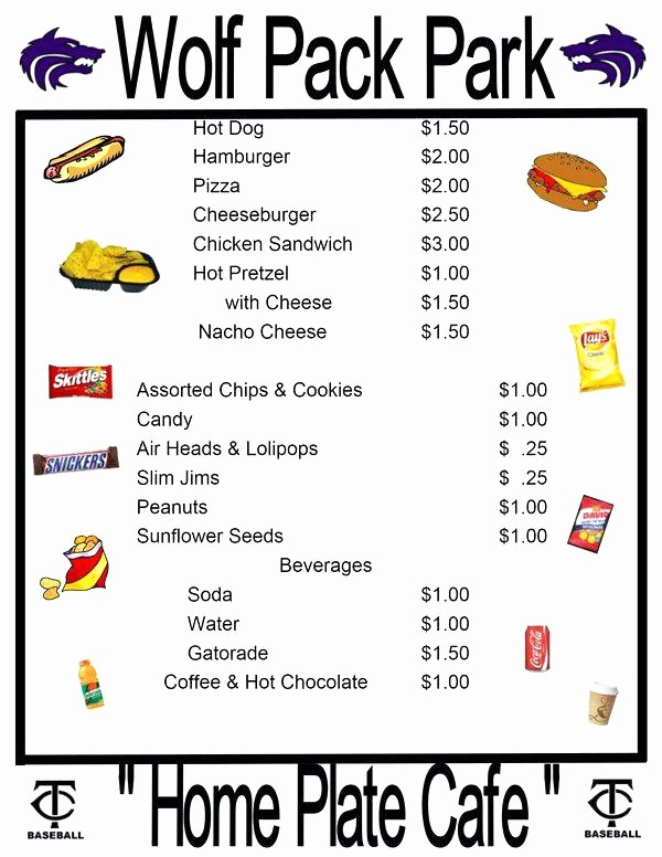 Concession Stand Sign Up Sheet Beautiful Movie Party with Free Printable Concession Stand Sign