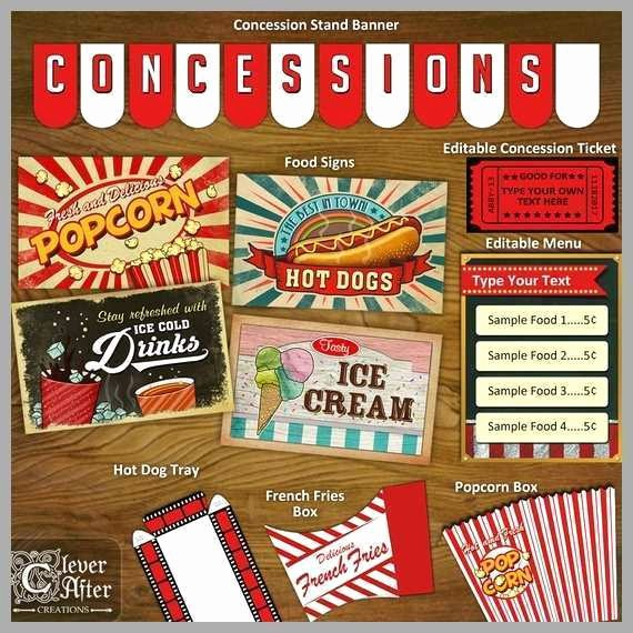 Concession Stand Sign Up Sheet Best Of 90 Concession Stand Sign Template Free Price List