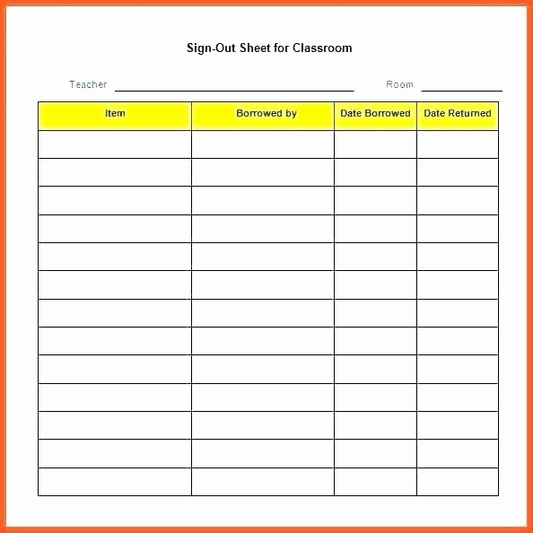 Conference Room Sign Up Template Best Of Weekly College Schedule Room Schedule Template