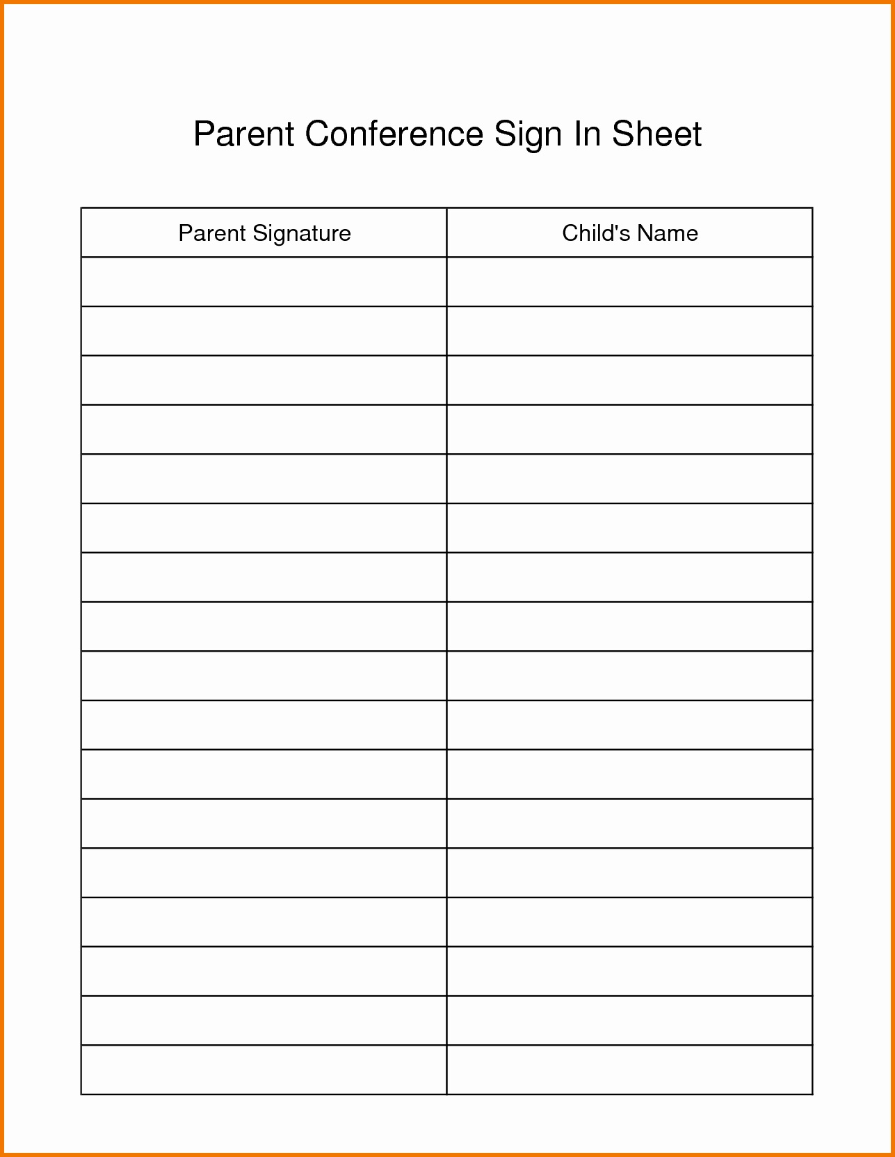 Conference Sign In Sheet Template Elegant Club Sign In Sheet Template Portablegasgrillweber
