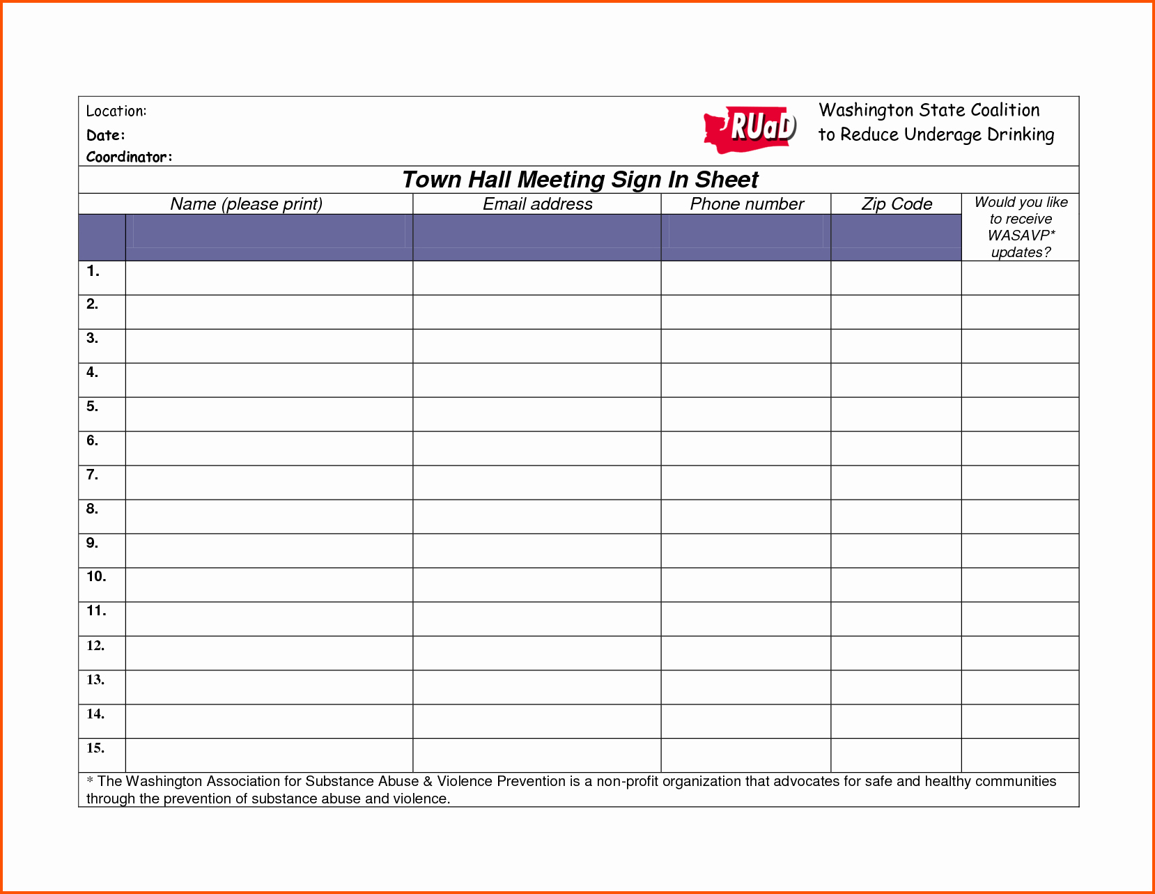 Conference Sign In Sheet Template Lovely Meeting Sign In Sheet to Pin On Pinterest Pinsdaddy