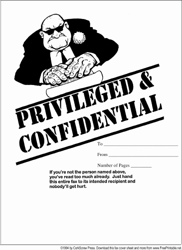 Confidential Fax Cover Sheet Pdf Best Of Junk Fax Fax Cover Sheet