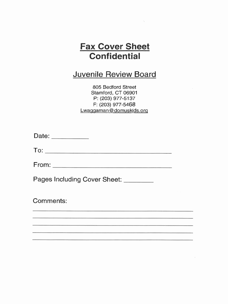 Confidential Fax Cover Sheet Pdf Luxury 2019 Confidential Fax Cover Sheet Fillable Printable