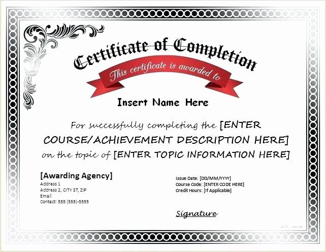 Congratulations Certificate Template Microsoft Word Fresh Template Congratulations Certificate Template Word
