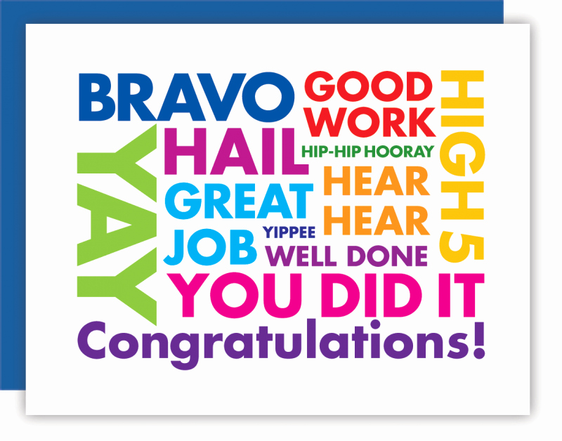 Congratulations You Did It Certificate Elegant Coláiste Na Sceilge Wel E