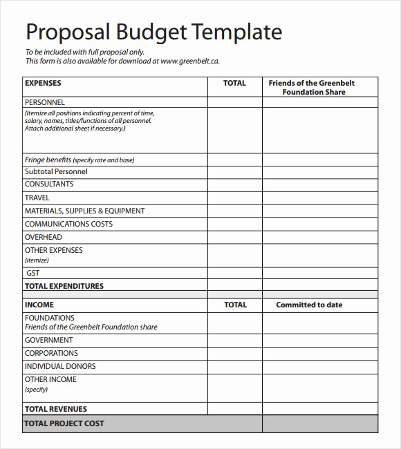 Construction Bid Proposal Template Excel Fresh Bid Proposal Template Excel