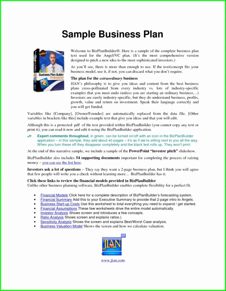Construction Business Plan Template Word Awesome Sample Business Plan for Construction Pany Free Pics