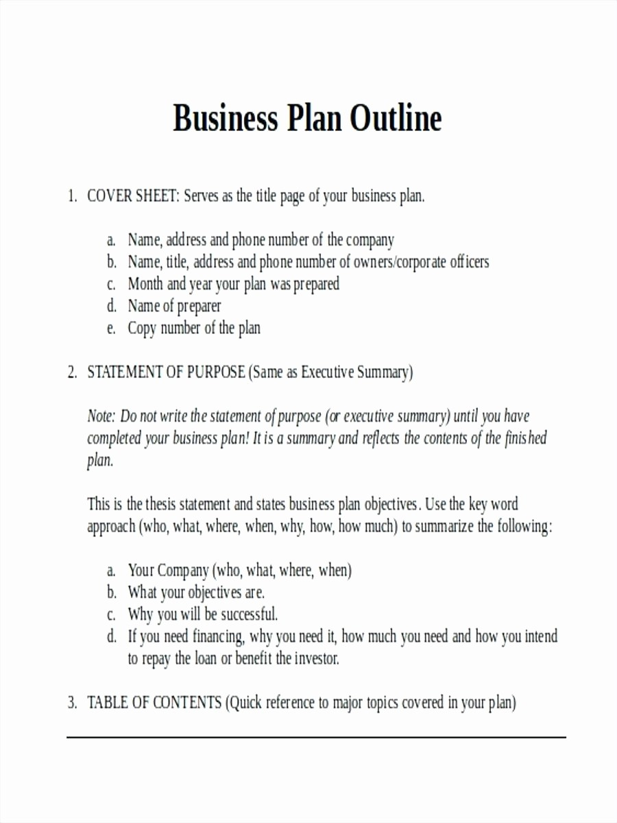 Construction Business Plan Template Word Fresh Template Construction Business Plan Template