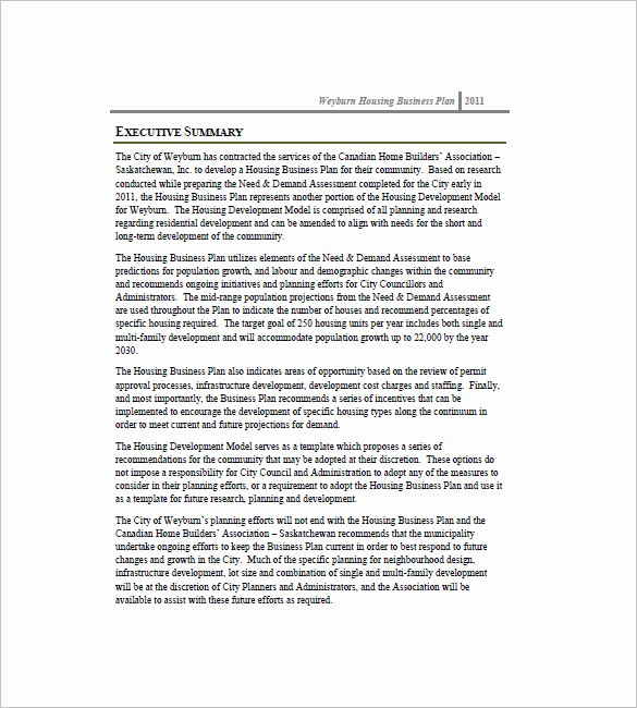 Construction Business Plan Template Word Lovely Construction Business Plan Template 12 Free Word Excel