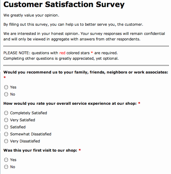 Construction Customer Satisfaction Survey Template Fresh Template Gallery Page 198