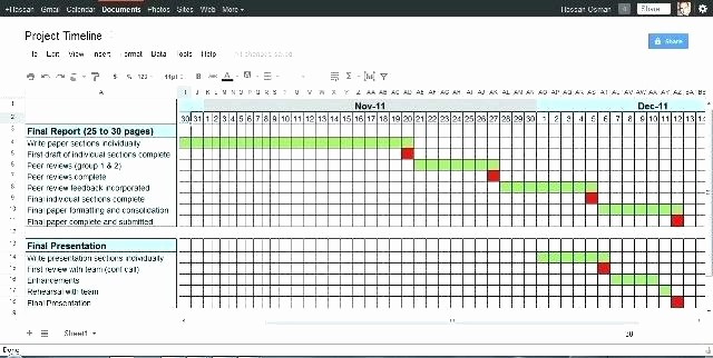 Construction Timeline Template Excel Free Luxury Excel Project Timeline Template Free Project Timeline