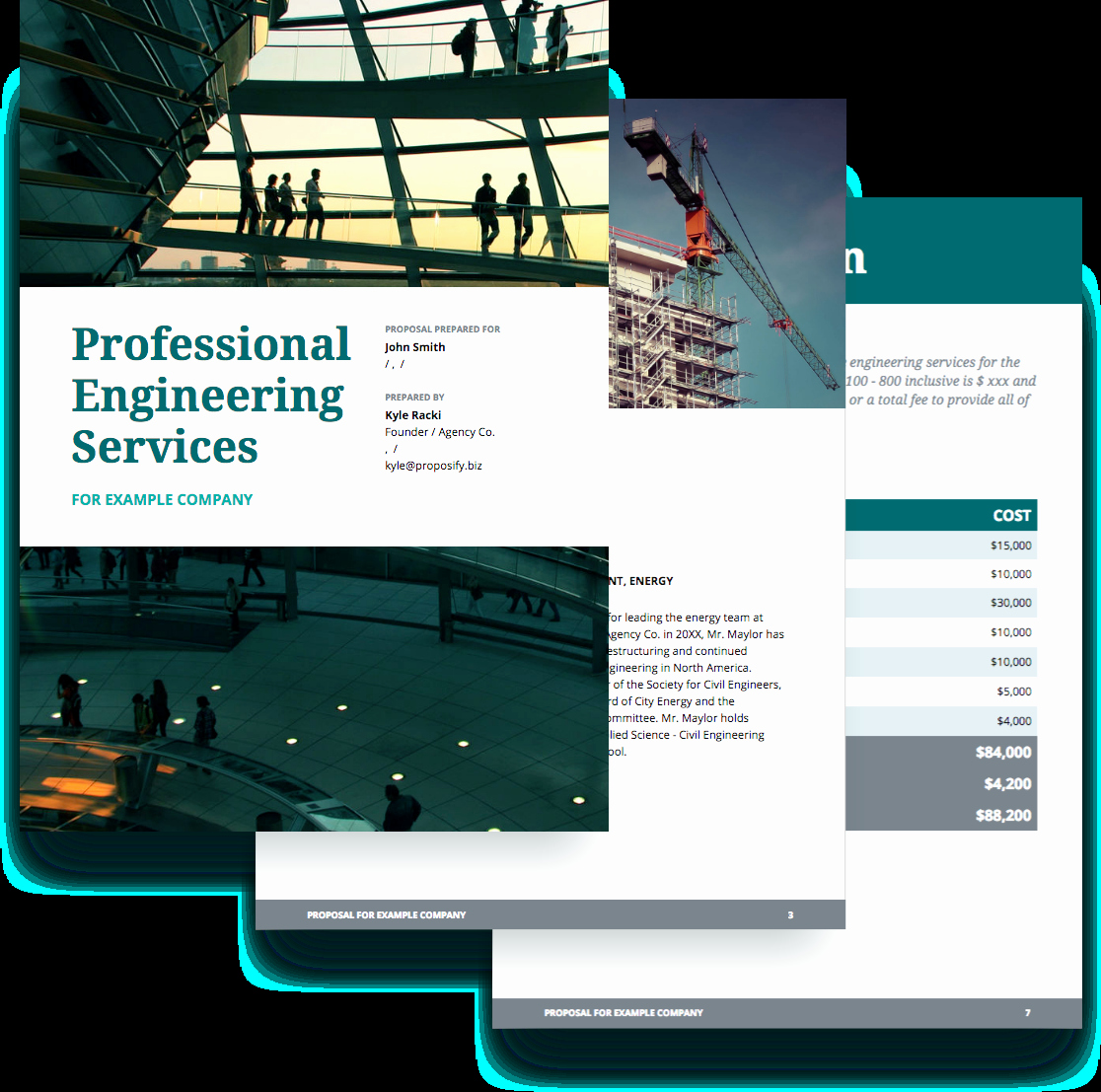 Consulting Report Template Microsoft Word Beautiful Engineering Proposal Template Free Sample