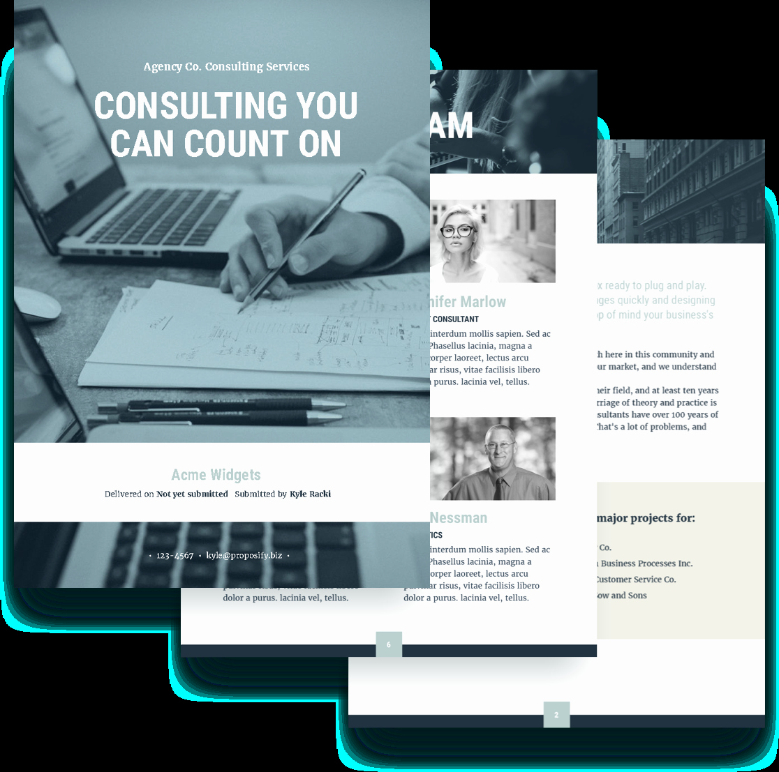 Consulting Report Template Microsoft Word Inspirational Consulting Proposal Template Free Sample