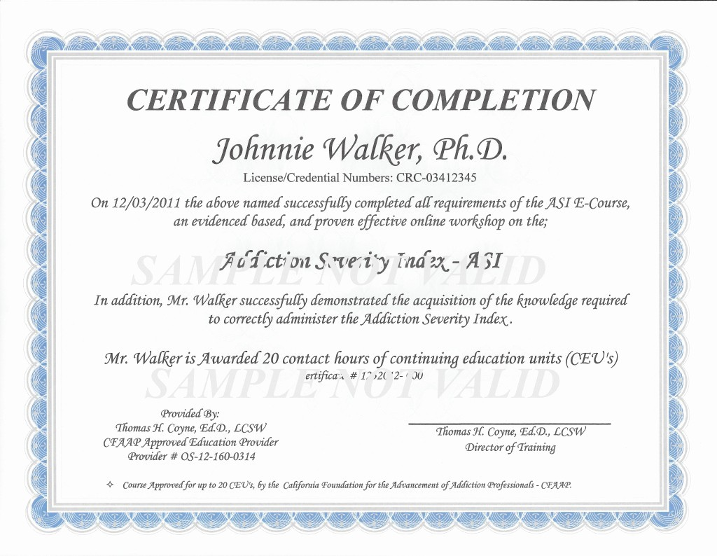 Continuing Education Certificate Template Free Awesome Ceu Certificate Pletion Sample to Pin On