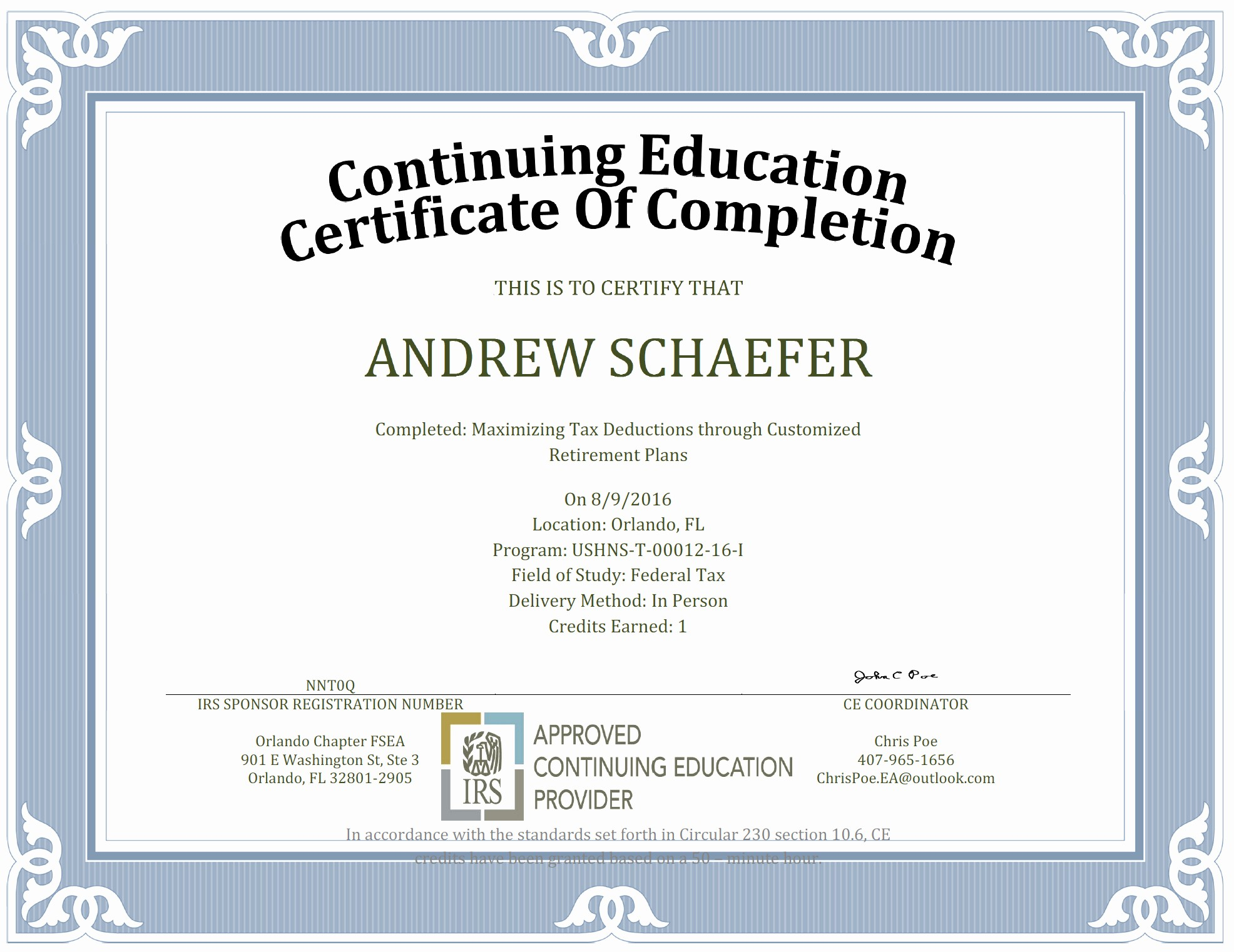 Continuing Education Certificate Template Free Elegant Ceu Certificate Pletion Template Reeviewer