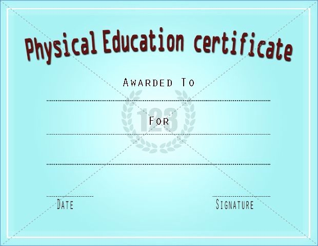 Continuing Education Certificate Template Free Inspirational Continuing Education Certificate Template