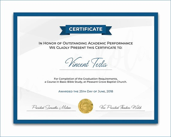 Continuing Education Certificate Template Free Lovely Ceu Certificate Pletion Template