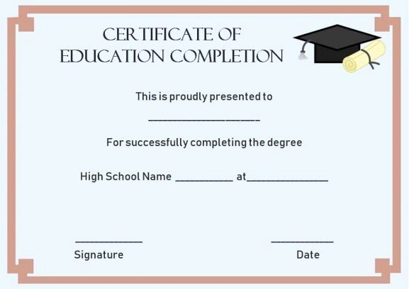 Continuing Education Certificate Template Free Lovely Continuing Education Certificate Template New Bmc Medical