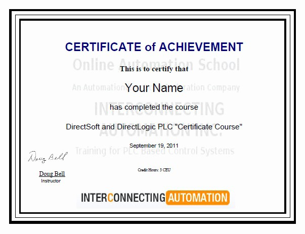 Continuing Education Certificate Template Free Luxury How to Create A Training Pletion Certificate Ehow