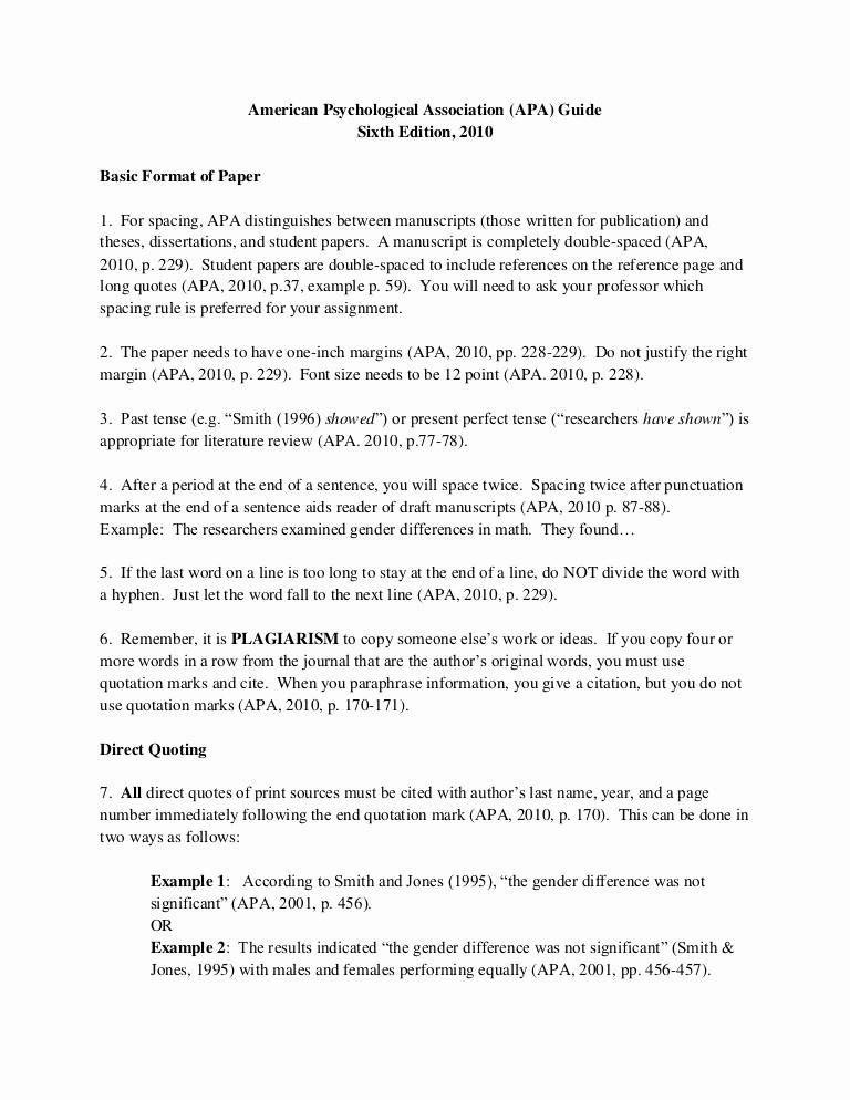 Convert Document to Apa format Elegant Literature Review Apa Citation & 50 Narrative Essay topics