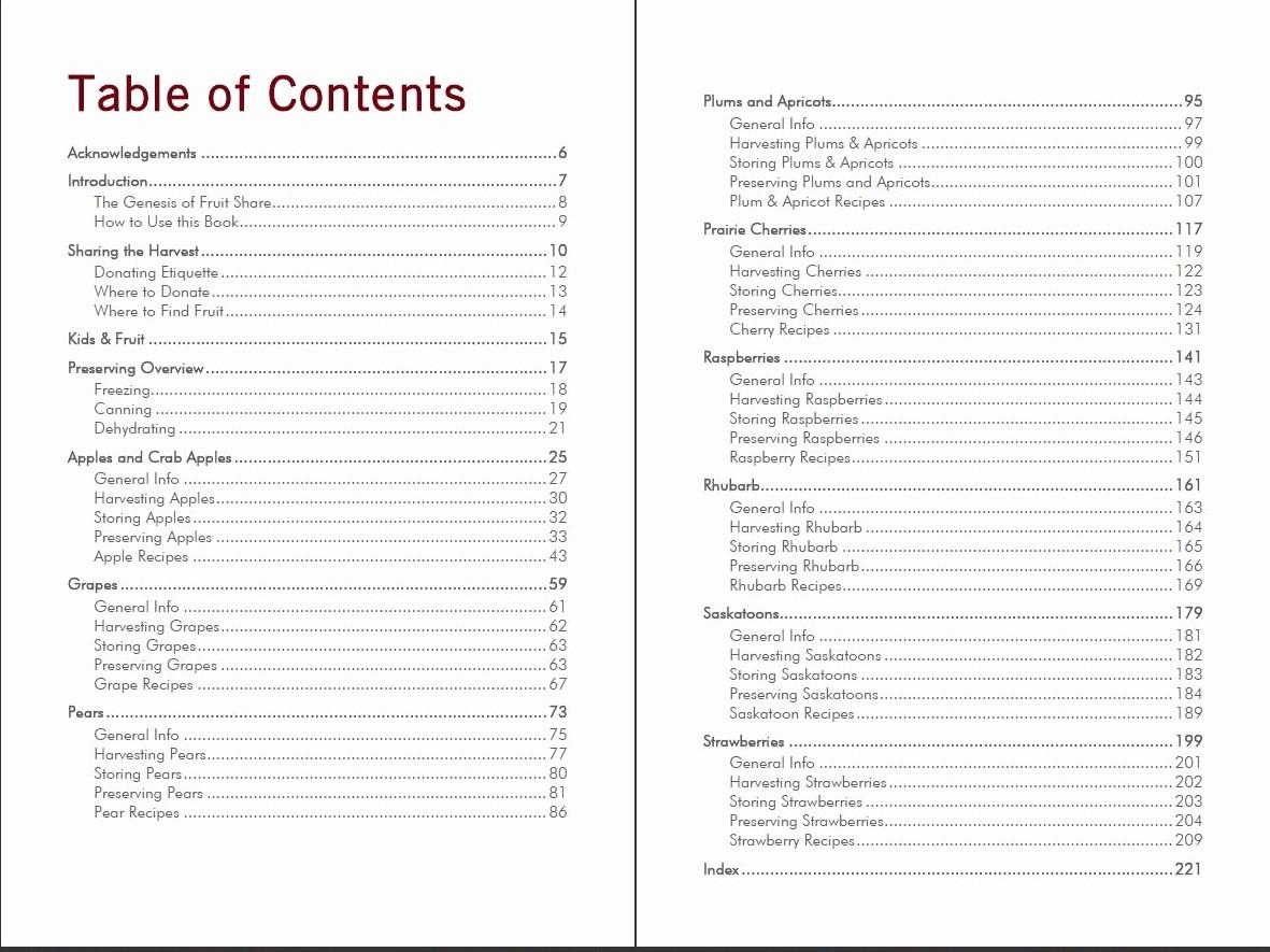 Cookbook Table Of Contents Template Elegant Cookbook Gettystewart