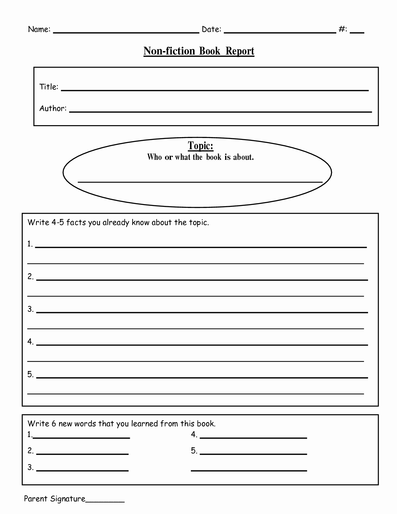 Cookbook Table Of Contents Template Inspirational Table Contents Template for A Book Report
