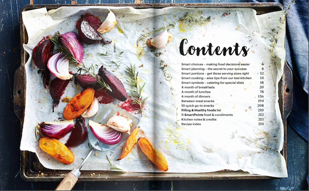 Cookbook Table Of Contents Template New Design A Creative Table Of Contents Examples and Templates
