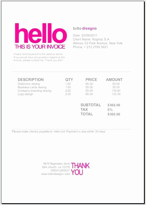 cool invoice template creative free to do list proforma excel invoices templates foxy media coo