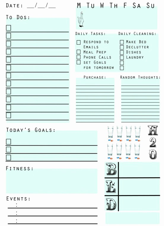 Cool to Do List Template Inspirational This Week On Pinterest
