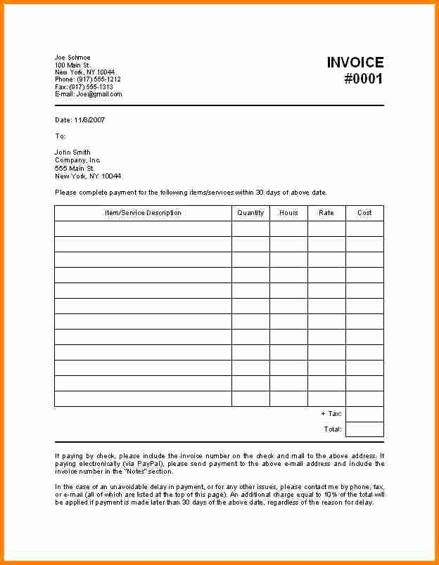 Copies Of Invoices for Free Luxury 12 Copy Invoices Templates