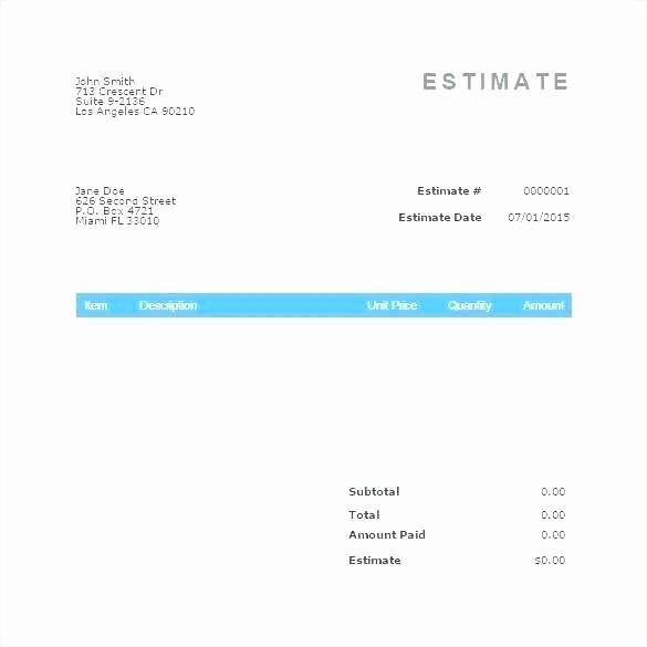 Copy Of A Blank Invoice Luxury Copy Of Blank Invoice – Puebladigital