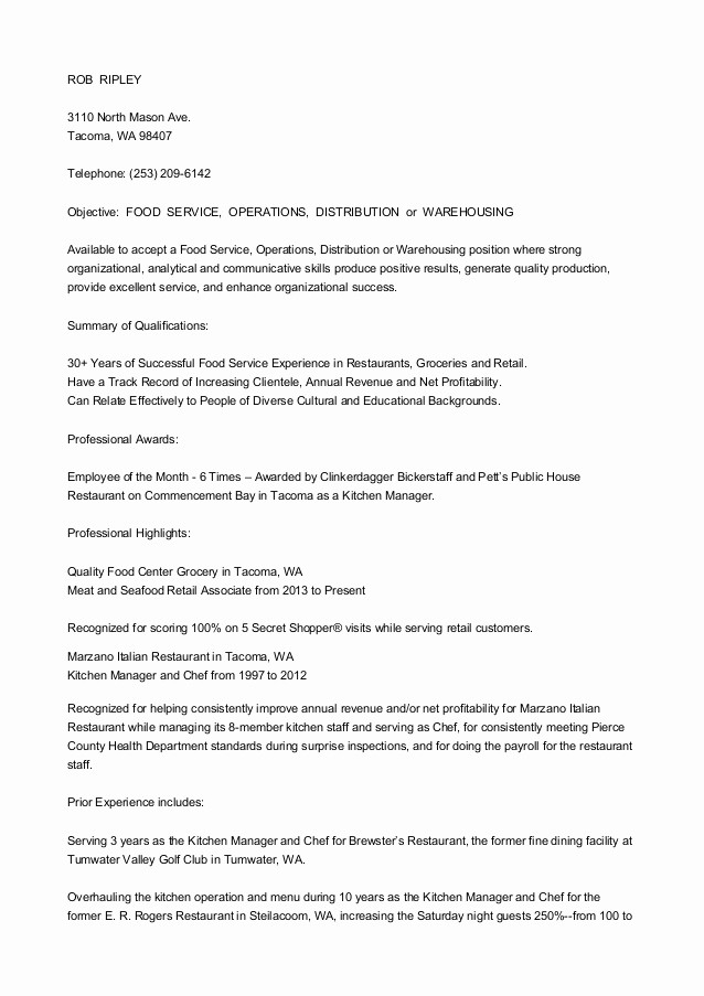 Copy Of A Resume format Beautiful Sp1108 Rob Ripley Resume and Cover Letter Cut and